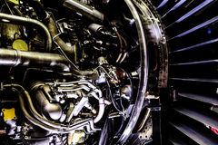 Jet Engine Stockbild