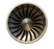 Jet engine stock photography