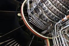 Jet Engine lizenzfreie stockbilder