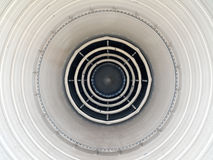 Jet Engine After Burner Royalty Free Stock Photo