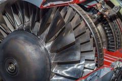 Jet engine Stock Photos