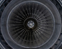 Jet Engine Details Stock Photos