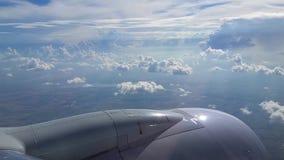 Jet Engine Flying sobre Midwest filme