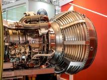 The jet engine Stock Photos