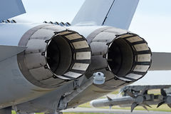 Jet engines Royalty Free Stock Photos