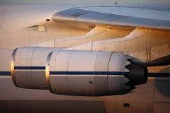 Jet Engines Stock Photo