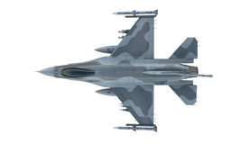 Free Jet F-16 Isolate On White Background.  American Military Fighter Plane.  USA Army Royalty Free Stock Photos - 66799498