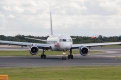 Jet2 Feiertage Boeing 757 Stockbilder
