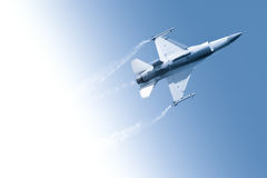 Jet fighter Royalty Free Stock Photo