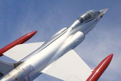 Jet Fighter Royalty Free Stock Image