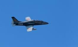 Jet Fighter Foto de archivo libre de regalías