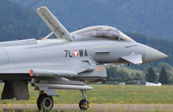 Jet Fighter Imagem de Stock Royalty Free