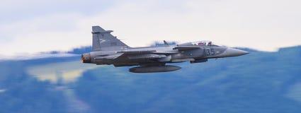Jet Fighter royalty-vrije stock fotografie