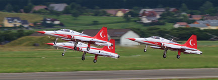 Jet Fighter Foto de Stock
