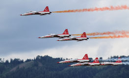 Jet Fighter Imagem de Stock