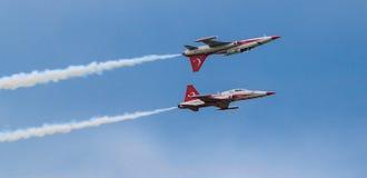 Jet Fighter Imagens de Stock Royalty Free