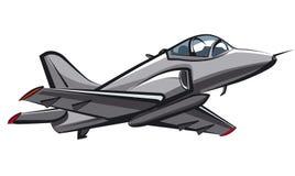 Jet Fighter Image libre de droits