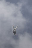 Jet fighter aircraft Stock Photo