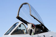 Jet Fighter Cockpit Stock Images