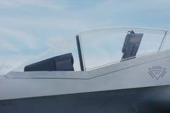 Jet Fighter Cockpit Stock Photos