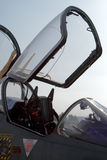 Jet Fighter Cockpit Royalty Free Stock Image