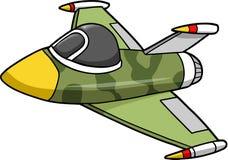 Jet Fighter Illustration Royalty Free Stock Image