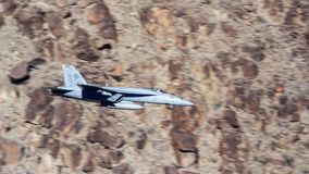 Jet Fighter Military Aircraft Flying Foto de Stock