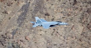 Jet Fighter Military Aircraft Flying Fotos de Stock