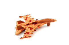 Jet fighters toy Royalty Free Stock Photography