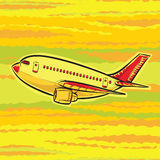 Jet Flight Stock Images