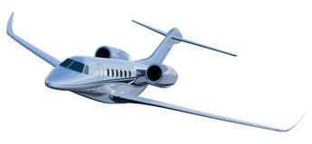 Jet-Flugzeug Lizenzfreies Stockbild