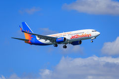 Jet2 Holidays Stock Image