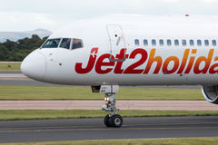 Jet2 Holidays Boeing 757 Stock Photography