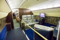 Jet Lounge Area privada de Elvis Presley imagem de stock