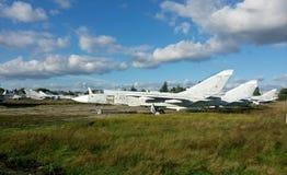 Jet militar Foto de archivo