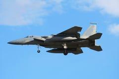 Jet militare Fotografie Stock Libere da Diritti
