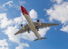 Jet Passenger Aircraft Stock Images