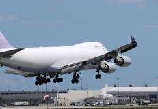 Jet pesante del carico immagine stock