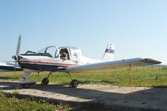 Jet pilot Royalty Free Stock Images