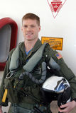 jet pilot marynarki Obrazy Stock