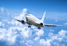 Jet plane Royalty Free Stock Images