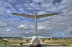 Jet plane Royalty Free Stock Photos