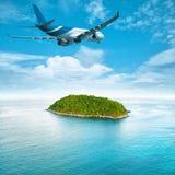Jet plane Royalty Free Stock Photo