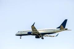 Jet Plane Imagem de Stock