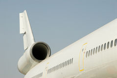 A jet plane Stock Image