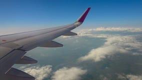Jet Plane Flying video d archivio