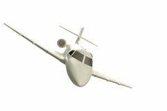 Jet plane flying. Royalty Free Stock Photos