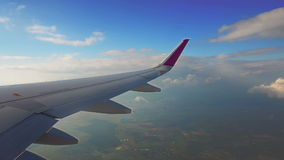 Jet Plane Flying stock footage