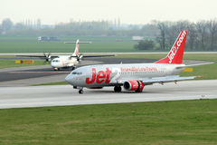 Jet2 Royalty Free Stock Image