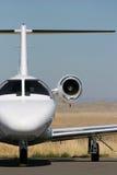 Jet privado Foto de archivo libre de regalías